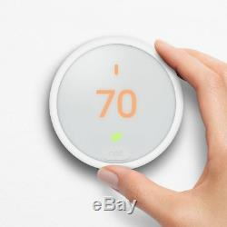 Google Nest Thermostat E T4000es Apprentissage (blanc)