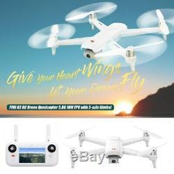 Gps Fpv Rc Drone 1080p Caméra Hd Rc Quadcopter Rtf Avec Télécommande LCD Aa