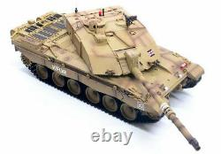 Heng Long Radio Remote Control Rc Tank Challenger 2 Version 6 Avec Infrared