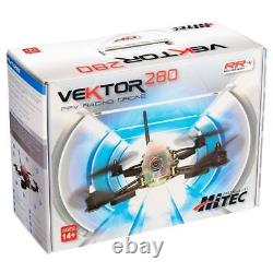 Hitec Vektor 280 Récepteur Prêt Fpv Racing Drone