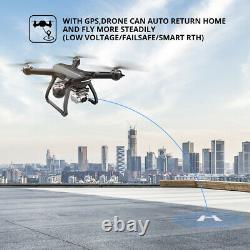 Holy Stone Hs700d 2k Drone Gps Avec 5g Wifi Hd Vidéo En Direct Caméra Fpv Quadcopter