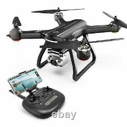 Holy Stone Hs700d Fpv Drone Avec Caméra Hd 2k Gps Wifi Brushless Rc Quadcopter
