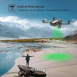 Holy Stone Hs720 5g Fpv Gps Drone Avec Caméra Uhd 4k Sans Brosse Quadcopter + Boîtier