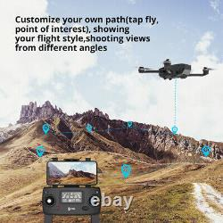 Holy Stone Hs720 Drone Gps Pliable Avec 2k Hd Camera Brushless Quadcopter +case