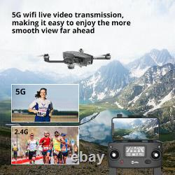 Holy Stone Hs720 Gps Drone Avec Caméra 4k Brushless Fpv Foldable Rc Quadcopter