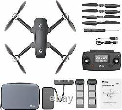 Holy Stone Hs720e/hs105 Drone Avec Uhd 4k Eis Caméra Gps Pliable Fpv Quadcopter
