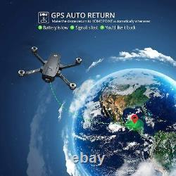 Holy Stone Hs720e/hs105 Drones Avec 4k Eis Anti-shake Uhd Camera Gps Quadcopter