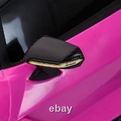 Homcom Lamborghini Sian 12v Enfants Électric Ride Sur Voiture Jouet Avec Télécommande