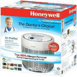 Honeywell Hepa Germ Fighting Allergène Réducteur Purificateur D'air 50250-s
