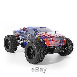 Hsp Voiture Rc 1/10 4wd Off Road Rtr Véhicule Monster Truck Haute Vitesse Télécommande