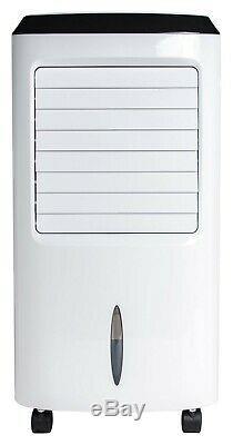 Humidificateur Mobile À Ioniseur Évaporatif À Ventilateur Refroidisseur D'air Mylek Avec Télécommande