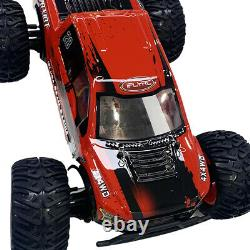 Iflyrc 1/10 4wd Rc Monster Truck 2.4ghz Brushed Electric Remote Control Car Rtr
