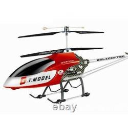 Jouet De Télécommande Super Large Size 53 Helicopter 3.5ch Rc Intégré Gyro Nouveau