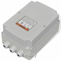 Kit Automatique 200 KG De Porte Automatique Électrique À Télécommande De Porte D'ouvreur De Porte D'oscillation