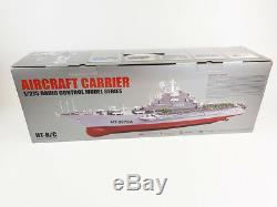 Kit De Jouet Modèle Rc Transporteur À Distance Aircraft Commande Pour Bateaux Battleship Navire De Guerre De Navire