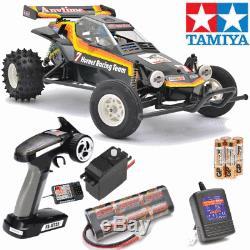 Kit Télécommande Radio Hornet Tamiya Hornet, Radio, Batterie # 58336