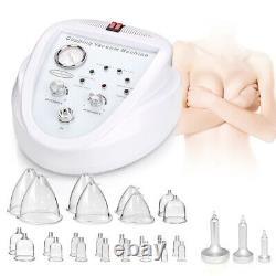 La Thérapie Sous Vide Massage Body Shaping Lymph Drainage Breast En Agrandissement Machine