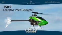Lame Blh5450 150 S 150s Bnf / Bind N Fly De Base Rc À Distance D'hélicoptère De Contrôle