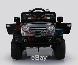 Les Enfants Montent Sur La Voiture / Voitures À Télécommande De Jouet De Batterie Des Enfants Électriques De Jeep 12v