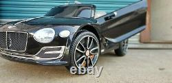 Licence Bentley Kid Electric Ride-on Car Twin Motor Parental Remote Control 12v