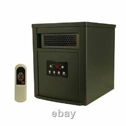 Lifesmart Ls-6dmiqh-x 6 Element 1500w Portable Electric Infrared Space Heater