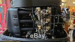 Mercury 90hp 4 Temps Démarrage Télécommande Électrique Hors-bord Year2000 Power Trim