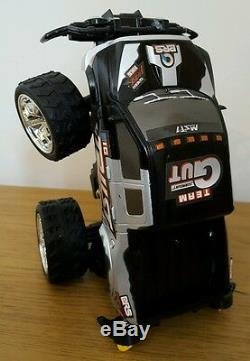 Monster Truck Off Road 360 Stunt Wheelies Rechargeable Radio Distance De Voiture De Contrôle