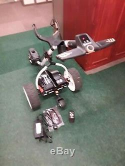 Motocaddy S7 Télécommande De Golf Électrique Chariot