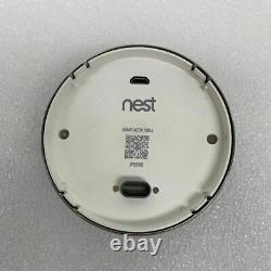 Nest 3ème Génération Apprendre Thermostat Intelligent En Acier Inoxydable Avec Base