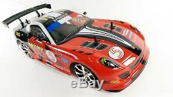 New Drift Rc Rapide 1/10 4wd 20 Mph Big Rc Car Téléguidés À Distance Ferrari 599 Royaume-uni