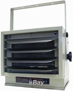 Nouveau Chauffage Zone Industrielle Pour Montage Au Plafond De La Zone De Confort 5000 Watts 240v, Garage Électrique