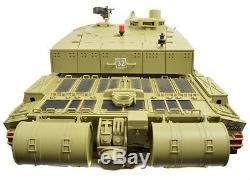 Nouveau Heng Long Radio Télécommande Rc Tank Britannique Challenger 2 1 / 16ème 2.4ghz