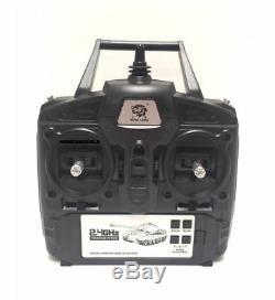 Nouveau Heng Long Radio Télécommande Télécommande Rc Challenger II Camo 1 / 16ème 2.4ghz