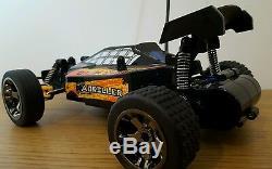 Off Road Monster Truck Buggy 20km / H Rechargeable Radio Télécommande De Voiture 122