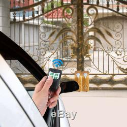 Ouvreur Automatique À Télécommande De Glissière De Moteur De Porte Coulissante À Télécommande Électrique Résistante