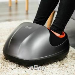 Pied Jambe Massager Machine Électrique Shiatsu Sang Booster Circulation À Distance Profonde