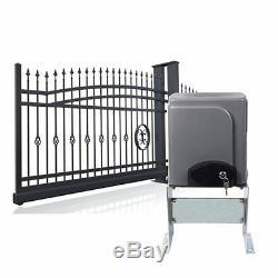 Porte Automatique À Télécommande D'ouvreur De La Glissière 600kg De Moteur De Porte De Moteur De Porte De Télécommande