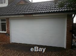 Porte De Garage À Rouleaux Isolé, Télécommande Électrique, Sur Mesure, Cuisine