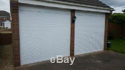Porte De Garage À Télécommande Électrique Jusqu'à 2440 MM X 2135 MM