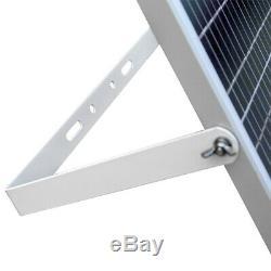 Porte Solaire Ouvre-porte Électrique Kit Opérateur W. Contrôle À Distance Automatique Swing