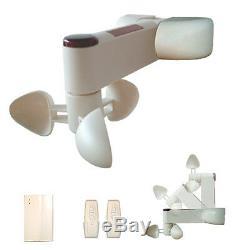 Primrose Patio Auvent Vent Kit Capteur Electrique Capteur Electrique Capteur Soleil & Pluie