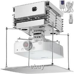 Projecteur De 1m Support De Projecteur Électrique Ascenseur 24w Télécommande Nouveau Professionnel