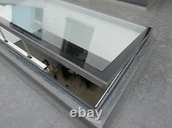 Puits De Lumière À Double Vitrage Ouverture Électrique 1000mm X 2000mm, Télécommandé