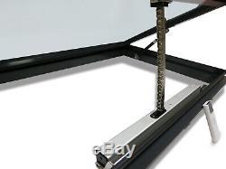Puits De Lumière D'ouverture Électrique (800mm X 1200mm) Pour Toit Plat, Télécommandé