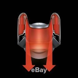 Radiateur Soufflant Dyson Hot + Cool Am09 Blanc / Nickel Remis À Neuf Avec Garantie De 1 An