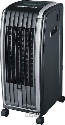 Radiateur Soufflant, Purificateur D'air, Humidificateur Et Refroidisseur D'air Daewoo Portable 6,5 L 4 En 1