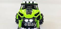 Radio Télécommande Rc Voiture Spider Buggy Électrique Baja Drift Fast Grimpeur