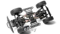 Rc Exceed Rock Crawler 1/10 Maxvolt Imperméable À Distance Camion Rc Voiture De Contrôle