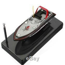 Rc Speed boat Radio Remote Controlled Gadget Contrôle Cadeaux Childs Enfants Garçons