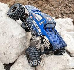 Redcat Everest-10 Télécommande Roche Crawler 2.4ghz Bleue Echelle 1/10 Rc
